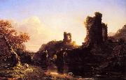 Thomas Cole An Italian Autumn oil painting picture wholesale