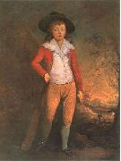 Thomas Gainsborough Ritratto di Giovane Spain oil painting reproduction