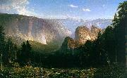 Thomas Hill Grand Canyon of the Sierras, Yosemite oil painting artist