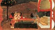 UCCELLO, Paolo Miracle of the Desecrated Host (Scene 6) wt oil painting picture wholesale