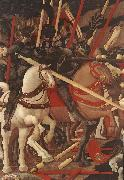 UCCELLO, Paolo Bernardino della Ciarda Thrown Off His Horse (detail) wt oil painting picture wholesale
