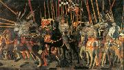 UCCELLO, Paolo Micheletto da Cotignola Engages in Battle rt oil painting picture wholesale
