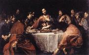 VALENTIN DE BOULOGNE The Last Supper naqtr oil painting picture wholesale