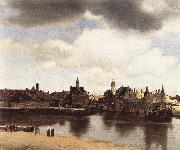 VERMEER VAN DELFT, Jan View of Delft sr oil painting picture wholesale