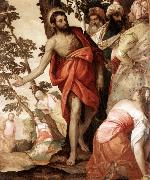 VERONESE (Paolo Caliari) St John the Baptist Preaching  wr oil painting picture wholesale