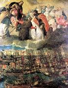 VERONESE (Paolo Caliari) Battle of Lepanto er oil painting picture wholesale