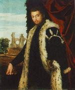 VERONESE (Paolo Caliari) Portrait of a Man awr oil painting picture wholesale