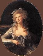 VIGEE-LEBRUN, Elisabeth Portrait of Madame Grand ER oil painting artist