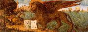 Vittore Carpaccio The Lion of St.Mark Spain oil painting reproduction