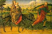 Vittore Carpaccio The Flight into Egypt oil painting picture wholesale