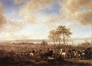 WOUWERMAN, Philips The Horse Fair  yuer6 oil painting picture wholesale