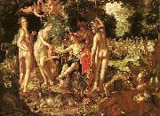 WTEWAEL, Joachim The Judgment of Paris jkgy oil painting artist