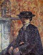 Walter Sickert The New Home oil painting picture wholesale