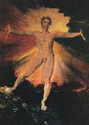 William Blake Glad Day oil painting artist