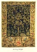 William Morris Prints Garden of Delight oil painting picture wholesale