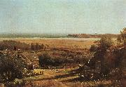 Worthington Whittredge House by the Sea oil painting artist