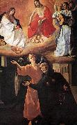 ZURBARAN  Francisco de Vision of Blessed Alonso Rodriguez oil painting picture wholesale