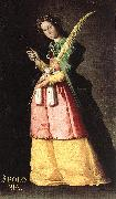 ZURBARAN  Francisco de St. Apolonia oil painting