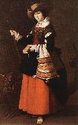ZURBARAN  Francisco de St Margaret oil painting