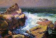 Bischoff, Franz Monterey Coast oil painting picture wholesale
