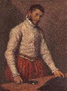 MORONI, Giovanni Battista The Taylor sg oil painting picture wholesale