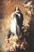MURILLO, Bartolome Esteban Immaculate Conception sg oil painting picture wholesale