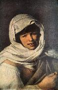 MURILLO, Bartolome Esteban The Girl with a Coin (Girl of Galicia) sg oil painting picture wholesale