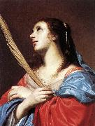 OOST, Jacob van, the Elder Female Martyr aty oil painting picture wholesale