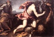 PALMA GIOVANE Apollo and Marsyas (1) ag oil painting picture wholesale