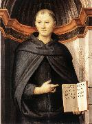 PERUGINO, Pietro St Nicholas of Tolentino a oil painting picture wholesale
