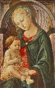 PESELLINO Madonna with Child (detail) fsgf oil painting picture wholesale