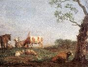 POTTER, Paulus Resting Herd a oil painting picture wholesale