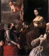 PRETI, Mattia Sophonisba Receiving the Goblet af oil painting picture wholesale