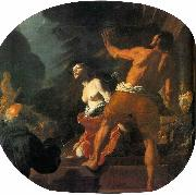 PRETI, Mattia Beheading of St. Catherine ag oil painting picture wholesale