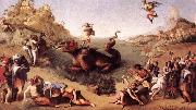Piero di Cosimo Perseus Freeing Andromeda oil painting picture wholesale
