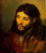 REMBRANDT Harmenszoon van Rijn Young Jew as Christ oil painting picture wholesale