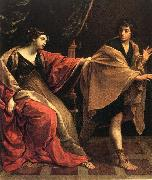 RENI, Guido Joseph and Potiphar's Wife oil painting picture wholesale
