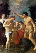RENI, Guido Baptism of Christ xhg oil painting picture wholesale