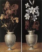 RING, Ludger tom, the Younger Vases of Flowers DTU oil painting picture wholesale
