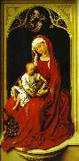 Rogier van der Weyden Madonna in Red  e5 oil painting picture wholesale