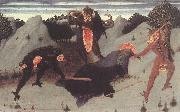 SASSETTA St Anthony the Hermit Tortured by the Devils fq oil painting picture wholesale