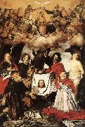 SERODINE, Giovanni Coronation of the Virgin with Saints  a oil painting picture wholesale