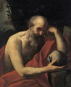 SIRANI, Elisabetta St. Jerome eatr oil painting picture wholesale