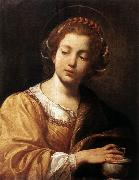 VOUET, Simon St Catherine er oil painting picture wholesale