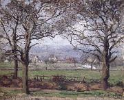 Camille Pissarro Near Sydenham Hill Pres de Sydenham Hill oil painting picture wholesale