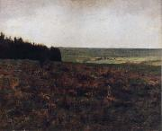 Fernand Khnopff Heaths in the Ardennes oil painting picture wholesale