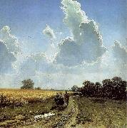 Ivan Shishkin Midday in the Environs of Moscow oil painting