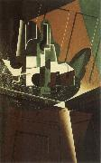 Juan Gris Sideboard oil painting picture wholesale