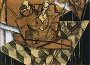 Juan Gris A cup of tea oil painting picture wholesale