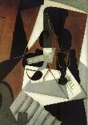 Juan Gris Strawberry Jam oil painting picture wholesale